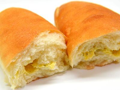 卵・牛乳・バター不使用のコッペパン