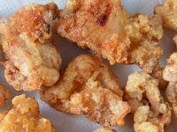 ダッチオーブンで鶏から揚げ