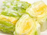 白菜の麹漬け