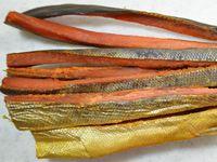 鮭トバの冷燻製
