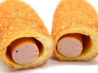 魚肉ソーセージパン