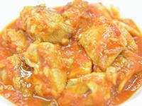 鶏肉のトマトソース和え