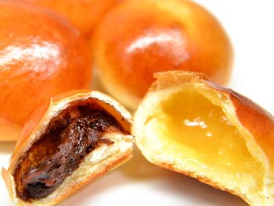 薄皮パン (低温発酵)