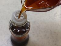 胡麻油とめんつゆで作る燻製ドレッシング