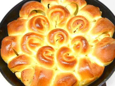 ガーリックバターパン