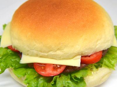 ジャンボハンバーガー