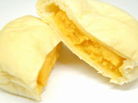黄身あんパン