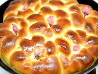 ちぎり桜あんパン