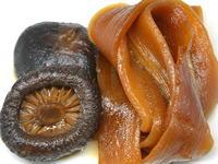 椎茸とかんぴょうの甘辛煮
