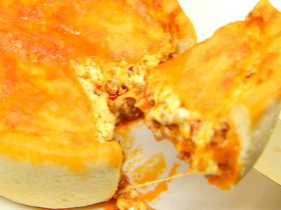 ディープディッシュピザ