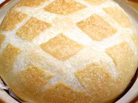 土鍋でフランスパン