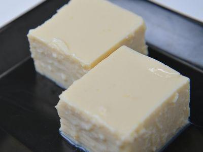 ひよこ豆の豆腐 Garbanzo Tofu