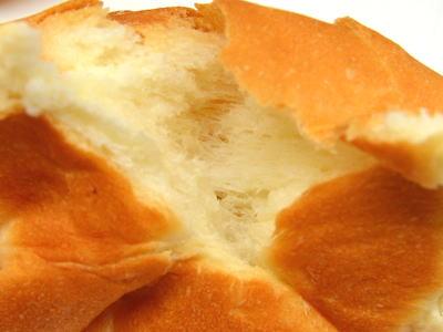 切り餅でもっちりパン