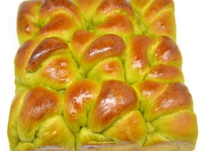 抹茶ちぎりパン