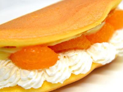 オムレツケーキ
