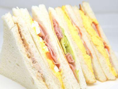 燻製サンドイッチ
