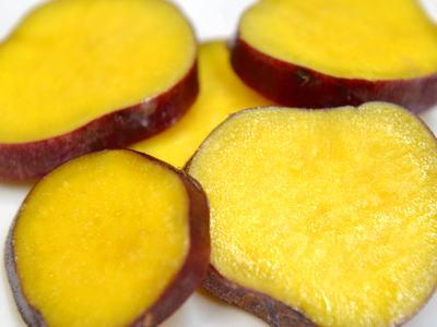 サツマイモの味噌粕漬け