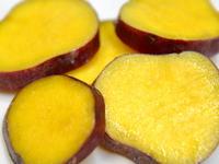 >サツマイモの味噌粕漬け