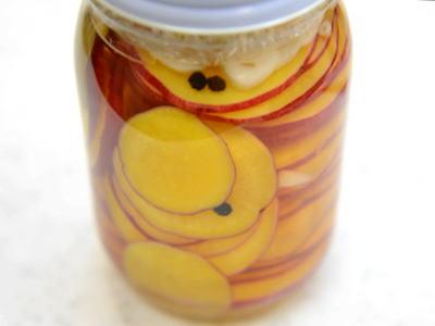 サツマイモのピクルス