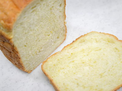 ずんだ食パン