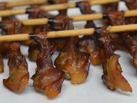 串アサリの燻製