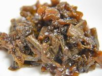 タラの芽の佃煮