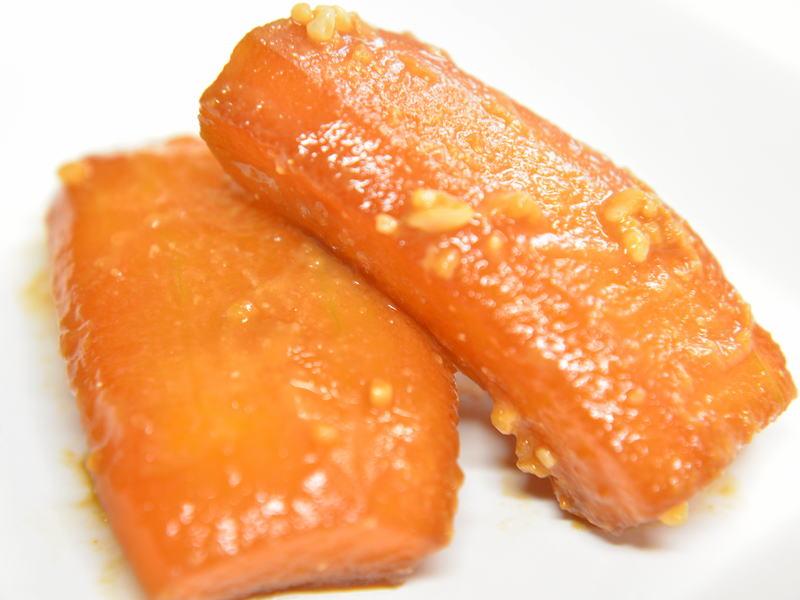 サクサク美味しい、冬瓜の味噌漬け