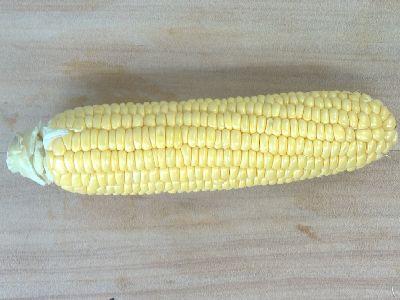 トウモロコシご飯の材料