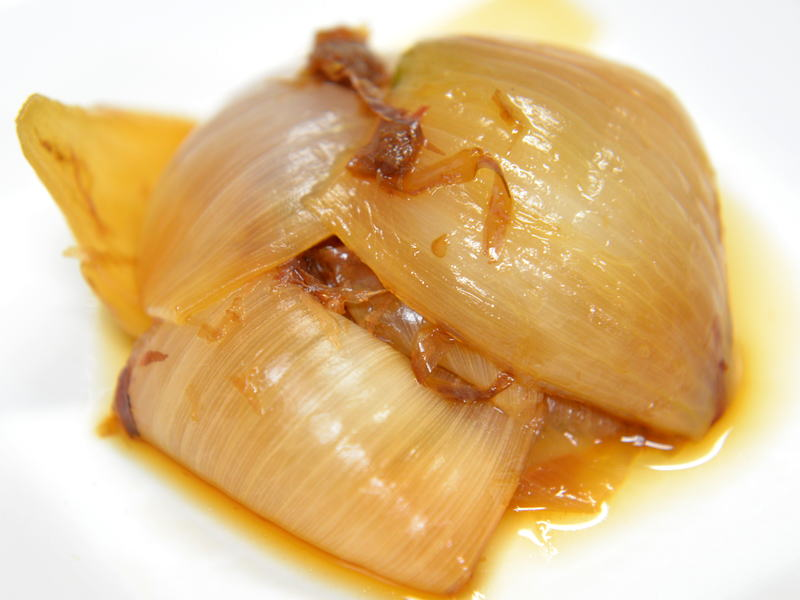 柔らかくて美味しい、玉ねぎの煮浸し
